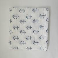 Buy cheap Customized Lightweight Baby Blanket, Large Anti Shrink Muslin Cotton Blanket from wholesalers
