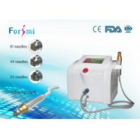 Buy cheap Fractional micro needle rf skin  rejuvenation beauty machine for sale from wholesalers
