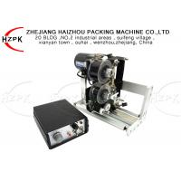 Buy cheap Semi Automatic Ribbon Printing Machine For Printing Paper Label Date from wholesalers