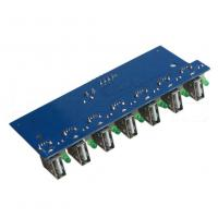 Buy cheap Access Control Prototype PCB Assembly SMT Services IATF 16949 4 Layer Blue Color from wholesalers