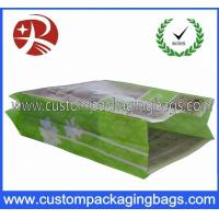 China Recyclable Brand Logo Printed Custom Packaging Bags For Dry Food on sale