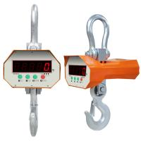 Buy cheap Crane Hook Weighing Scale 1 - 10 Ton Heavy Duty Hanging Scale Crane Scale from wholesalers