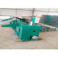 Buy cheap Reverse Twisted Hexagonal Wire Mesh Machine 1.8mm 0.75mm from wholesalers