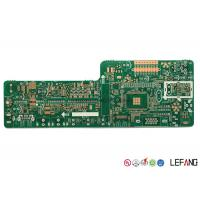 Buy cheap Metal Core PCB Double Layer , Fr4 Custom PCB BoardFor Signal Transmission from wholesalers