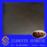 Buy cheap Frosted Sofa Synthetic Leather 1.25mm Thickness Sofa Upholstery Leather from wholesalers