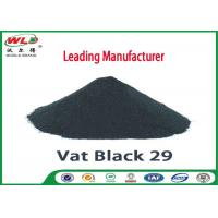 Buy cheap High Stability Cotton Fabric Dye Permanent Vat Gray BG C I Vat Black 29 from wholesalers