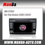 Buy cheap Manda 2 din car dvd gps for Fiat Bravo (2007-2012) in-dash sat nav touch screen dvd gps autoradio from wholesalers