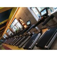 Buy cheap Treadmill Gym Cardio Fitness Equipment For Body Exercise Power Training from wholesalers