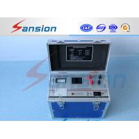 China 20A Three Phase Portable Transformer Testing Kit DC Winding Resistance Test on sale