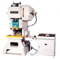 Buy cheap Mechanical press machine for Household appliances parts punching (25ton-400ton) from wholesalers
