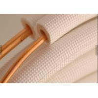 Buy cheap Insulated Air Conditioner Copper Pipe Thickness 0.4-3.0mm Customized from wholesalers