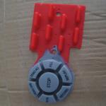 silicone button