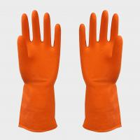 Buy cheap diamond grip household latex gloves from wholesalers