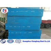 China Plastic Mold Hot Rolled Alloy Steel Plate / Flat Bar 1.2311 P20 Grades on sale