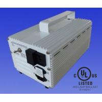 Buy cheap 1000W Hydroponics / Greenhouse Ballast , Switchable HID Magnetic Ballast for HPS & MH lamp , UL listed from wholesalers
