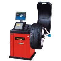 Buy cheap UNITE Wheel balancer with CE U-890 automotive service equipment from wholesalers