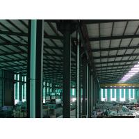 Buy cheap Professional Galvanized Steel Greenhouse Frame Anti Fog Garden Glass For Tomato from wholesalers
