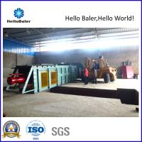 Buy cheap Automatic Waste Paper,Cardboard Baler with CE Certificate HFA13-20 from wholesalers
