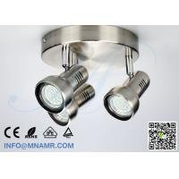 Buy cheap China Manufacturer 3 Outlets LED Shop Light Shop Decorative Lighting with 3x5W AC100-240V Replaceable LED Bulb Lamp GU10 from wholesalers