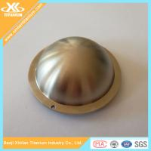 China Custom Titanium Machined Parts10 on sale