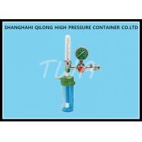 Accuracy Grade 4 Medical Oxygen Regulator , High Pressure Oxygen Gas Regulator Manufactures