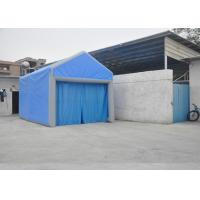 Buy cheap Portable Inflatable Tent For Car Storage , Large Outdoor Car Tent Shelter from wholesalers