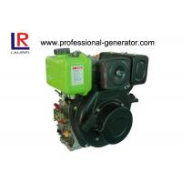Buy cheap Single Cylinder Swirl ChamberIndustrial Diesel Engines Kick Start / Electric Startfor Automobile from wholesalers