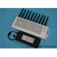 Buy cheap Walkie Talkie Wireless Signal Jammer Wifi Blocker With Omni Directional Antenna from wholesalers
