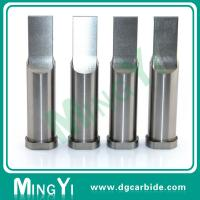 Buy cheap High quality HSS/HWS/Carbide punch pin ISO8020 from wholesalers