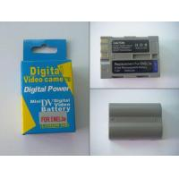 Buy cheap Camcorder Batteries for Replacement Nikon En-EL3e Li-ion Battery from wholesalers
