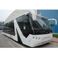 Wholesale Large Capacity Low Carbon Alloy Aero Bus City Airport Shuttle equivalent to Cobus 2700 bus from china suppliers