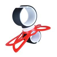 China Mulitifunctional Bicycle Bike Baby Stroller Handlebar Desktop Cell Phone Holder With Band on sale