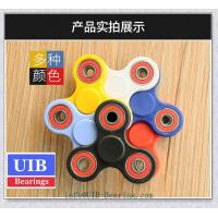 Fidget spinner  hand Spinner bearing wholesaler hand toy with 608 bearing ceramic,colorful spinner for adult play Manufactures