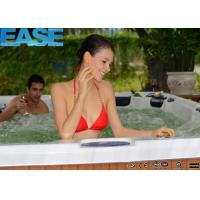 Buy cheap Custom whirlpool massage outdoor aristech acrylic swim spa hot tub with balboa system, 75pcs massage jets from wholesalers