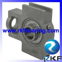 Buy cheap High precision 0 - 50 mm chrome steel pillow block Bearing UCST204 from wholesalers
