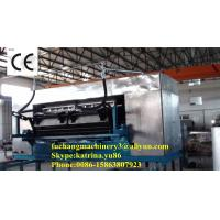 Buy cheap Paper Pulp Molding Egg Tray Machine with CE Certificate from wholesalers