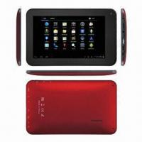 Buy cheap 7-inch Capacitive 5-point Touch Screen Tablet PC with Wi-Fi Function and Android 4.0 OS from wholesalers