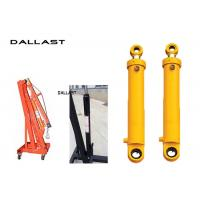 Buy cheap Chromed Hydraulic Hoist Cylinder ertical Mast Lifts Stroke 800 mm from wholesalers