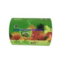 Buy cheap Custom Printed Roll Stock Plastic Film, laminated packaging film roll from wholesalers