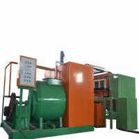Buy cheap Easy Operate Paper Pulp Molding Machine , Egg Packaging Box Maker from wholesalers