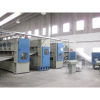 Buy cheap Automatic Polypropylene Non Woven Fabric Making Machinery With High Speed from wholesalers