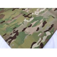 Buy cheap Uniform Workwear Camouflage Cloth 65 Polyester 35 Cotton Fabric Plain Weaving from wholesalers