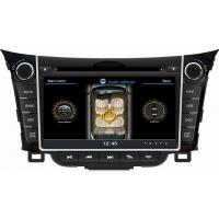 Buy cheap Ouchuangbo S100 Platform DVD Radio Player for Hyundai I30 2013 Wifi GPS Sat Nav Multimedia from wholesalers