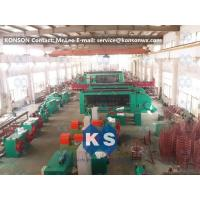 Buy cheap Heavy Duty Auto Gabion Mesh Knitting Machine For Making Double Twist Gabion Boxes from wholesalers