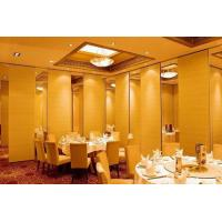 Buy cheap Easy Operable Top Hanging Folding Sliding Partition Walls for Hotel from wholesalers