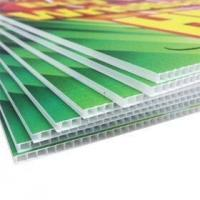 Buy cheap COROPLAST / CORRUGATED  SIGN PRINTING from wholesalers