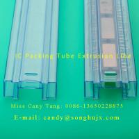 Wholesale Plastic extruder machine for IC packing profile tube from china suppliers