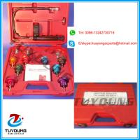 Buy cheap Auto ac detection tools, Pressure tester for cooling system and radiator filler plugs, diagnostics of head gasket from wholesalers