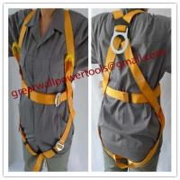 Buy cheap Cross belts,harnesses, Adjustable safety belt,safety harnesses product
