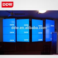 Buy cheap DDW 55 inch 5.3mm narrow bezel Samsung led video wall with Front access video wall racks from wholesalers